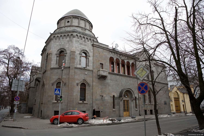 дом Ковалевского