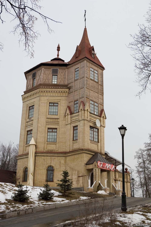 водонапорная башня (ресторан)