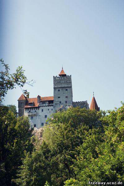 Замок Bran