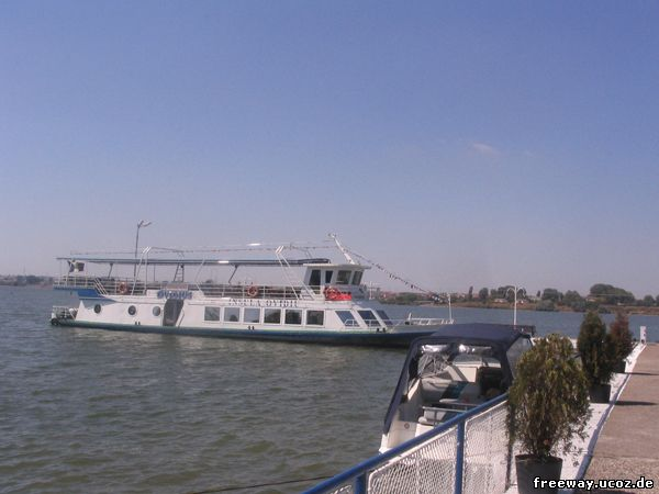 Корабль «Ovidiu».