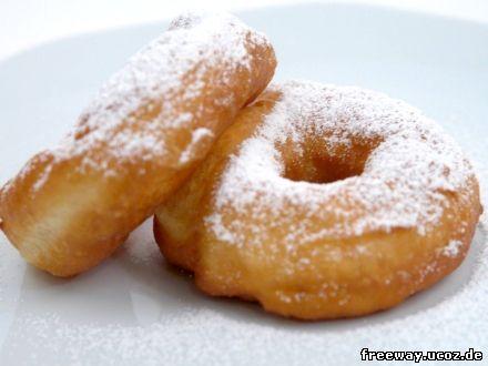 Пончики-gogosi.