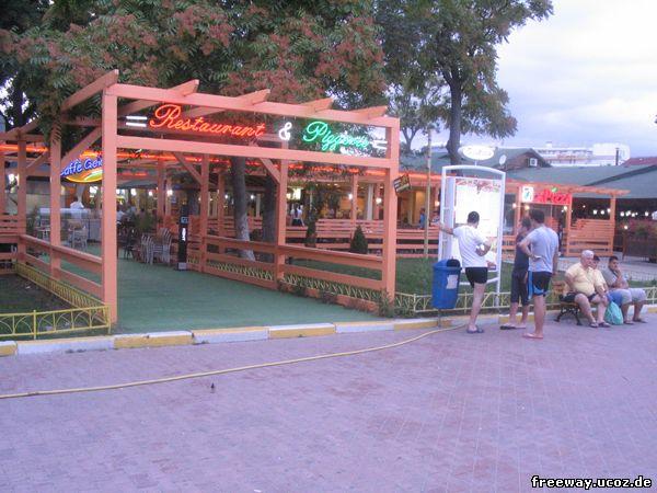 Ресторан «La Pizza».