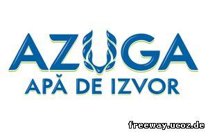 Вода Azuga
