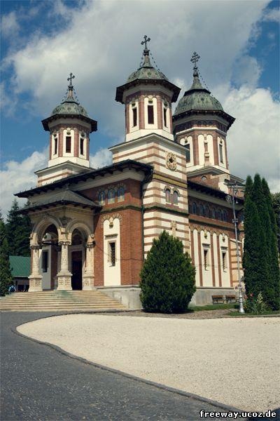 Монастырь Sinaia (Mănăstirea Sinaia)