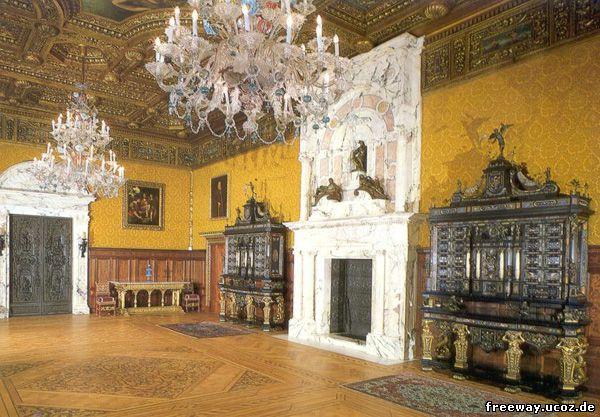 Замок Peles. Флорентийский зал (Sala Florentina)