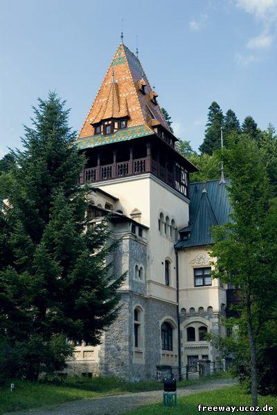 Замок Pelisor
